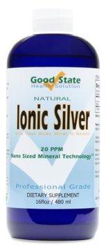 Good State Liquid Ionic Silver (96 Days at 100 mcg each)