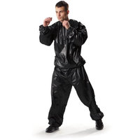 Sportline 6P-Free PVC Sauna Suit, Medium/Large