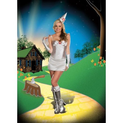 Sexy Adult Dreamgirl Totally Tin Woman Costume Dreamgirl 7515