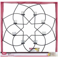 Better Homes and Gardens Geo Wall Sconce, Black