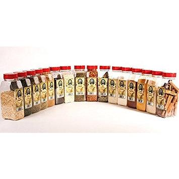 International Spice Premium Gourmet Spices- EURPEAN CHICKEN SEASONING: 12 oz [European Chicken Seasoning 12 oz]