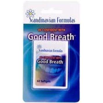 Good Breath by Scandinavian Formulas Softgels 60 ea