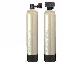 Premier Salt Free Water Conditioner 12 Gpm & Catalytic Carbon Manual Backwash Valve- USA