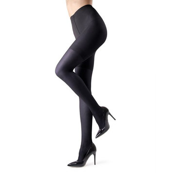 Melas Melas Microfiber Opaque Shaping Tights - 60 Denier - 6 Pack S/M- / Dark Navy K06 AT 713