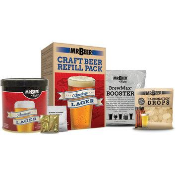 Mr. Beer American Lager Beer Making Refill Kit