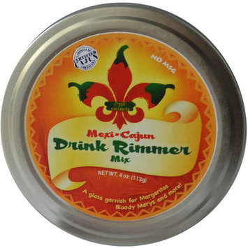Mexi-Cajun Cocktail Rimmer, Bloody Mary, 4 Fl Oz, 1 Count