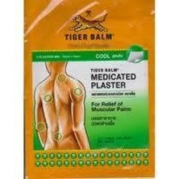 10 Pc BIG Size 10 X 14cm Tiger Balm Patch / Plaster Cool for Back Pain.
