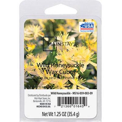 Mainstays Wild Honeysuckle Wax Cubes
