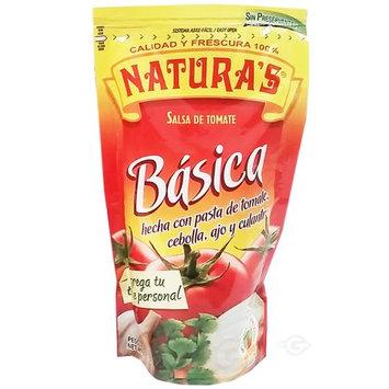 Natura's Basic Sauce 8.0 oz - Salsa Basica (Pack of 6)