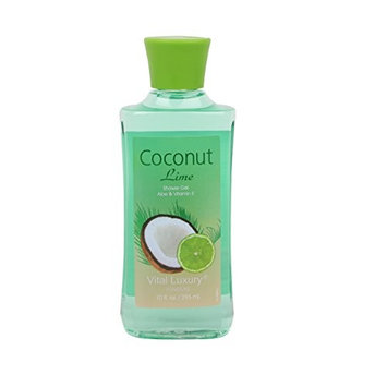 Vital Luxury Signature - Shower Gel - Coconut Lime [Coconut Lime]