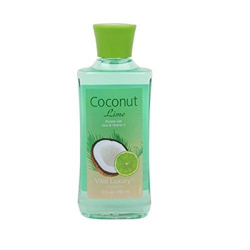 Vital Luxury Signature - Shower Gel - Coconut Lime [Coconut Lime]