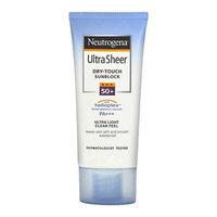 Neutrogena® Ultrasheer Dry-touch Sunblock Spf 50+