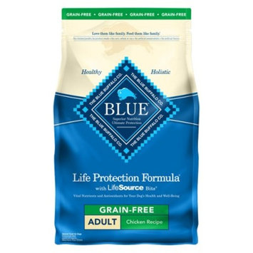 Blue Buffalo Adult Grain Free Chicken Dry Dog Food