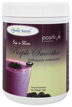Venshire Naturals - Sip n Slim Purple Smoothie - 750 Grams