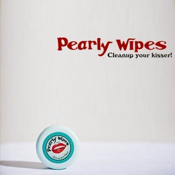 TRUE Pearly Wipes Single Packs, 3.2
