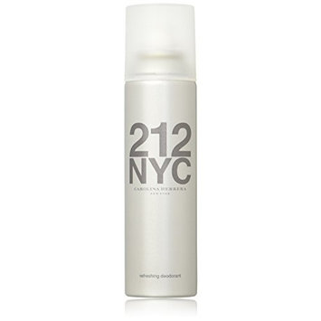 212 Carolina Herrera Women Deodorant Spray 150ml 5oz