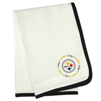 Baby Fanatic Pittsburgh Steelers Receiving Blanket