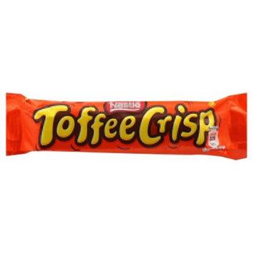 Nestle, Choc Bar Toffee Crisp, 1.5 OZ (Pack of 12)