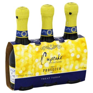 The Wine Group, Inc. Flip Flop Cupcake Prosecco 3pk