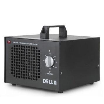 Della© Commercial Ozone Generator 7500mg Industrial O3 Air Purifier Black Deodorizer Sterilizer