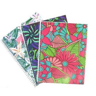 Creative Colors 2274900 1 Subject Notebook Case of 24