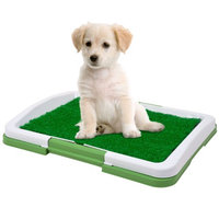 Trademark Global Llc Puppy Potty Trainer - The Indoor Restroom for Pets 19