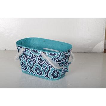 Imported Mainstays Aluminum Basket, Mint