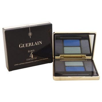 Guerlain Ecrin 4 Couleurs Eyeshadows 02 Les Bleus