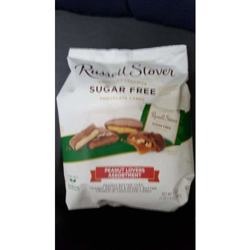 RUSSELL STOVER SUGAR FREE PEANUT LOVERS ASSORTMENT 17.4OZ