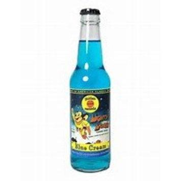 Mighty Mouse Blue Cream Soda 1-12oz bottle