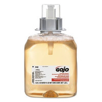 GOJO 5162-03 X Luxury Foam Antibacterial Soap Refill, 1250 mL Refill for GOJO® FMX-12™ Dispenser
