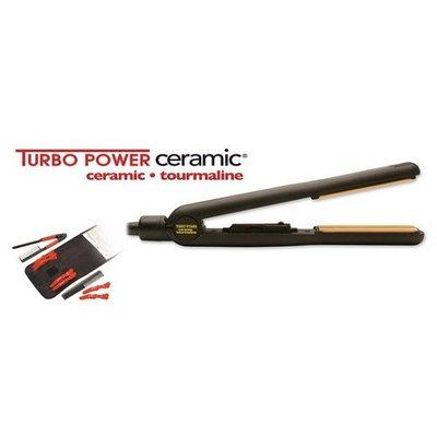 Turbo Power Ceramic Tourmaline 1 Flat Iron