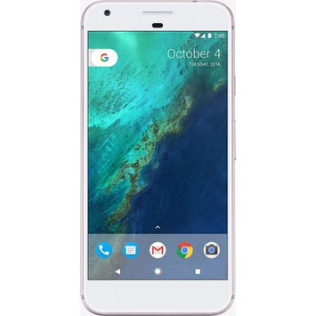 Google Pixel - 32GB Unlocked Smartphone - Very Silver (US Version)