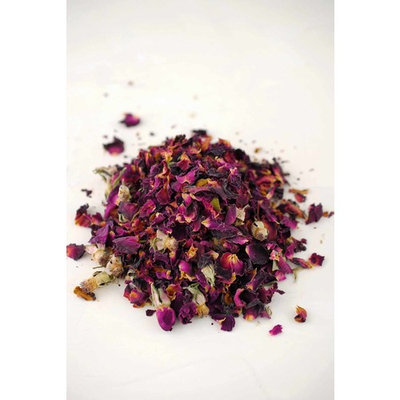 10 Pieces of Dried Rosebuds & Petals 1Lb of Scented Dried Rose Buds & Petals Roughly 280in.