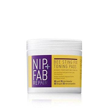Nip+Fab Bee Sting Fix Toning Pads 80ml (PACK OF 4)