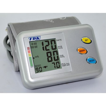 FDK FT-C21Y-V BP Monitor Arm Cuff With 90 Memory With 1 Bank - English And Spanish
