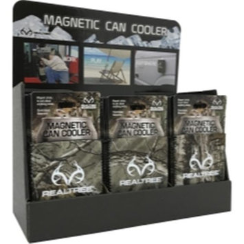 Rhino Gear MCCCDD5200 Magnetic Can Cooler Camo Display Pack of 36