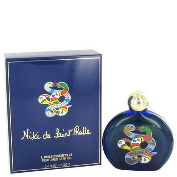 NIKI DE SAINT PHALLE by Niki de Saint Phalle Bath Oil 3.4 oz