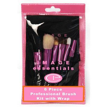 Image Essentials Professional Brush Set With Wrap