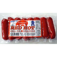 Country Pleasin' Red Hot Smoked Sausage