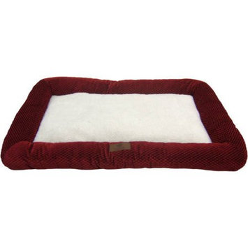 Bow-wow Pet American Kennel Club Bolster Crate Pads 24