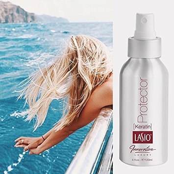 Lasio Hair Protector, Protects Hair from Salt and Chlorine, Prevents damage, Protects against UV Rays, Keratin Infused