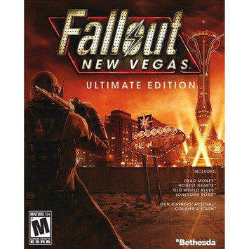Bethesda Fallout New Vegas Ultimate Edition (PC)(Digital Download)