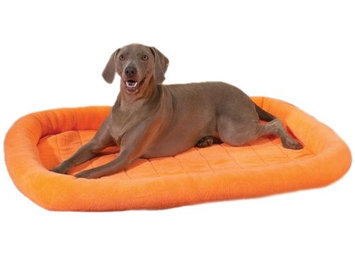 Slumber Pet Soft Terry Dog Crate Bed