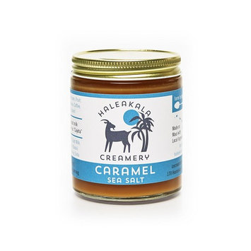 Goat Milk Caramel Sauce, Sea Salt, 6oz