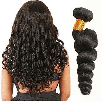 BaoFu 100% Brazilian Remy Human Hair Loose Wave 100g Hair Bundle Factory Direct Sales 100g Per Bundle 3 Bundles Loose Wave Human Hair Bundles (20