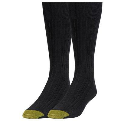 Men's 2-Pk. Dress Crew Socks