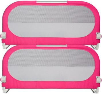Munchkin Sleep Double Bed Rail - Pink