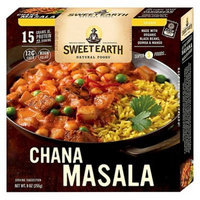Sweet Earth Natural Foods Chana Masala 9 oz