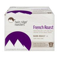 Itemmaster Twin Ridges French Roast Dark Single Serve Brew Cups Dark Roast - 32 CT